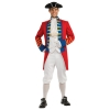 British RedCoat Deluxe Adult Costume