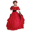 Red Southern Belle Deluxe Adult Costume