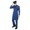 Ships Captain Deluxe Adult Costume