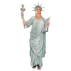 Miss Liberty Deluxe Adult Costume