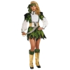 Pirate Girl Deluxe Adult Costume
