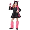 Sassy Cat Kids Costume