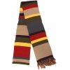 Dr. Who 4th Doctor Deluxe 12' Scarf