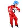 Dr. Seuss Thing 1 and Thing 2 Adult Costume