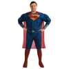 Deluxe Superman Plus Size Adult Costume