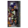 Halloween Door Cover – Witch Restroom