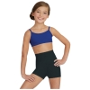 High Waist Child Dance Shorts – Capezio TB131C