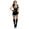 Sultry Swat Officer Sexy Adult Costume
