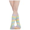 Kids Striped Legwarmers