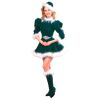 Northern Santa's Helper Elf Deluxe Adult Costume
