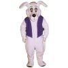 Bucktooth Dog With Vest Mascot - Sales