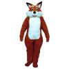 Fred Fox Mascot - Sales
