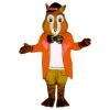 Fox Hunt Mascot - Sales