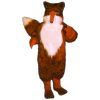 Red Fox Mascot - Sales