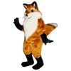 Fancy Fox Mascot - Sales