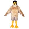 Tan Hawk Mascot - Sales