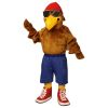 Rapper Eagle Mascot - Sales
