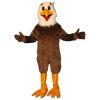 Happy Eagle Mascot - Sales