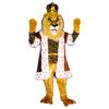 King Lionel Mascot - Sales