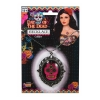 Day of the Dead Cameo Necklace