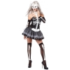 Skeleton Masquerade Dress Adult Costume