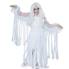 Ghostly Girl Kids Costume