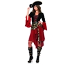 Cruel Sea Captain Sexy Adult Costume