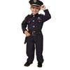 Deluxe Police Officer Kids Costume