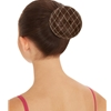Dancer's Hair Net Bun Covers