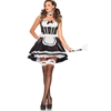 Fiona Featherduster French Maid Sexy Adult Costume