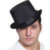 Deluxe Satin Finish Top Hat