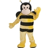 Bee Adult Plush Costume