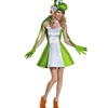 Super Mario Brothers Female Yoshi Adult Costume