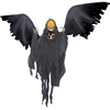 Flying Reaper Animated Halloween Decoration