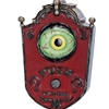 Eyeball Animated Doorbell Halloween Decoration