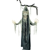 Animated Tree with Lights and Sound Halloween Decoration