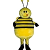 Fat Bee Mascot. This Fat Bee mascot comes complete with head, body, hand mitts and foot covers.. This is a sale item. Manufactured from only the finest fabrics. Fully lined and padded where needed to give a sculptured effect. Comfortable to wear and easy to maintain. All mascots are custom made. Due to the fact that all mascots are made to order, all sales are final. Delivery will be 2-4 weeks. Rush ordering is available for an additional fee. Please call us toll free for more information. 1-877-218-1289