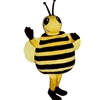 Fat Drone Bee Mascot. This  Fat Drone Bee mascot comes complete with head, body, hand mitts and foot covers.. This is a sale item. Manufactured from only the finest fabrics. Fully lined and padded where needed to give a sculptured effect. Comfortable to wear and easy to maintain. All mascots are custom made. Due to the fact that all mascots are made to order, all sales are final. Delivery will be 2-4 weeks. Rush ordering is available for an additional fee. Please call us toll free for more information. 1-877-218-1289