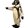 Humboldt Penguin Mascot. This Humbolt Penguin mascot comes complete with head, body, hand mitts and foot covers. This is a sale item. Manufactured from only the finest fabrics. Fully lined and padded where needed to give a sculptured effect. Comfortable to wear and easy to maintain. All mascots are custom made. Due to the fact that all mascots are made to order, all sales are final. Delivery will be 2-4 weeks. Rush ordering is available for an additional fee. Please call us toll free for more information. 1-877-218-1289