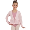 Kids Empire Dance Sweater with Drawstring - Capezio® CK1007