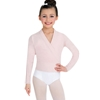 Kids Wrap Dance Sweater – Capezio® CS301C
