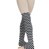 "Adult Multicolor 24"" Striped Leg Warmers – Capezio® NTIGER"