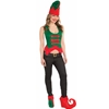 Elf Hat and Shoe Set