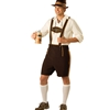 Bavarian Guy Lederhosen Adult Costume