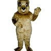 Groundhog Mascot Costume - Sales