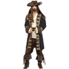 High Seas Pirate Deluxe Adult Costume