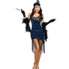 Downtown Doll Flapper Adult Costume
