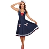 All Aboard Sailor Dress Adult Costume