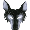Deluxe Wolf Mask