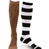 Peg Leg Pirate Socks